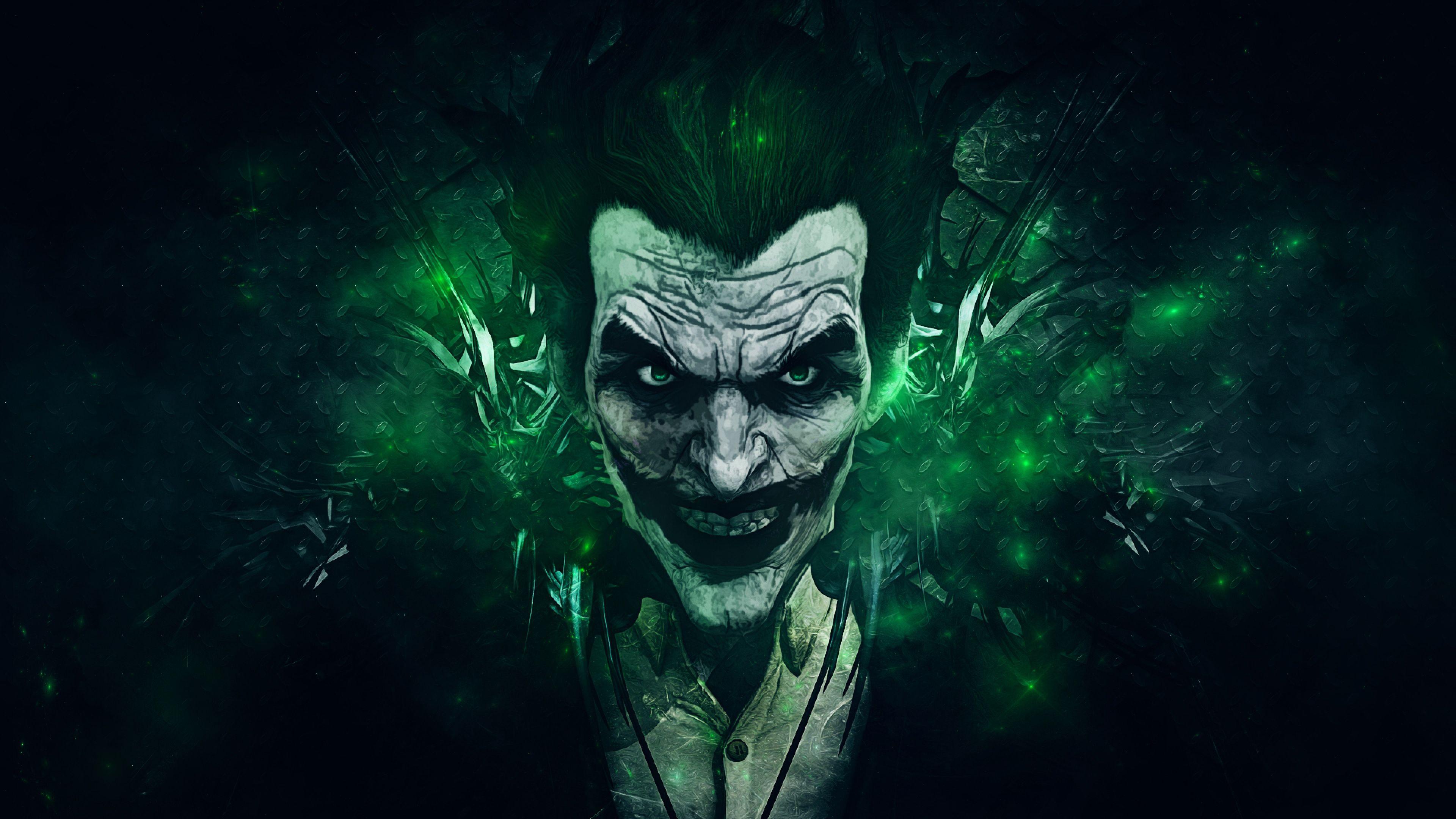 Joker Arkham Knight Batman Asylum Origins Dubstep Hd