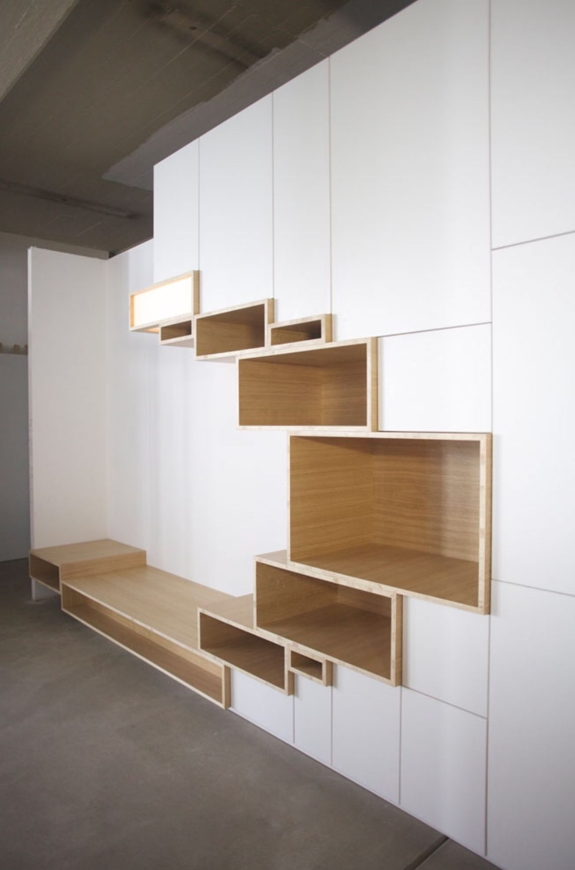 Idea By Archichov On Modules Amp Mobiliers Structurants