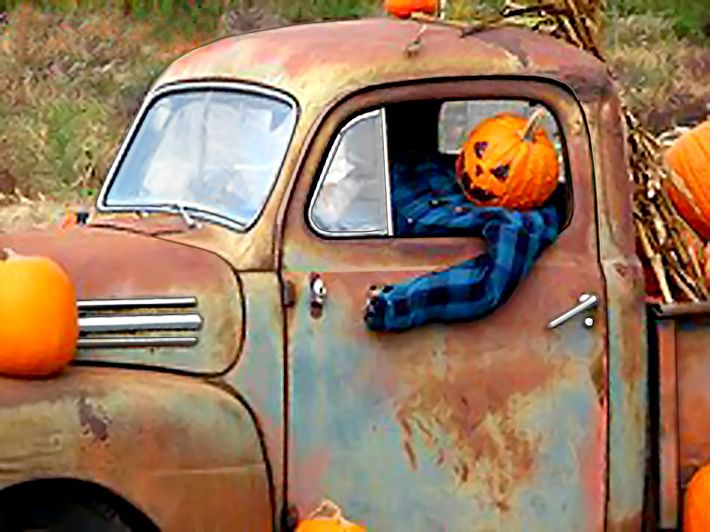 halloween car - Halloween Decorated Cars