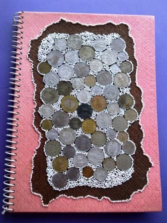 Indian Coins Diary...  Vintage Style