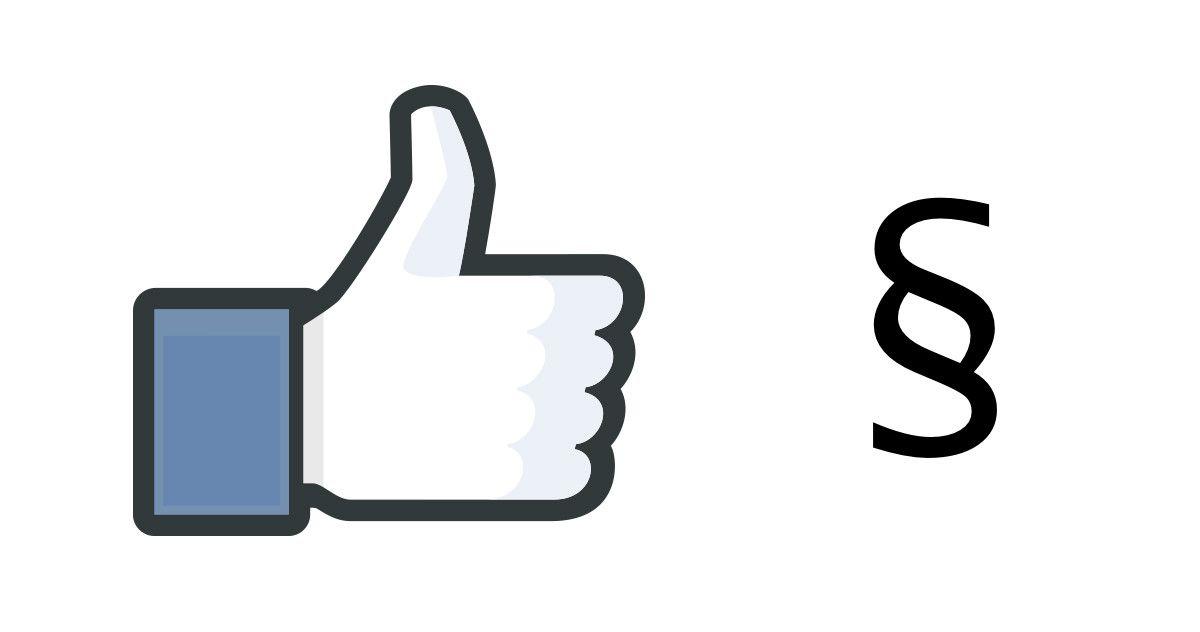 Impressum für Facebook-Fanseiten jetzt auch in mobilen Applikationen [Update]