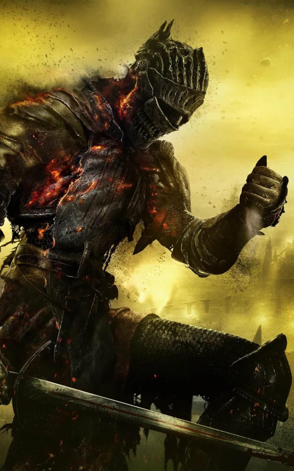 Dark Souls Phone Wallpapers ダークファンタジー ダークソウル 壁紙