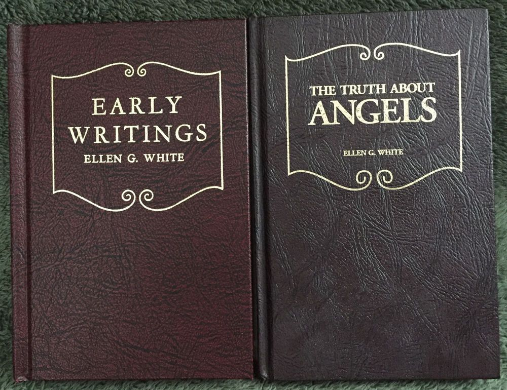 Ellen G White Duo: Early Writings ~ The Truth About Angels