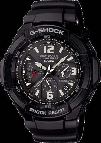 Mens G-Shock Sky Cockpit Radio Atomic Aviation