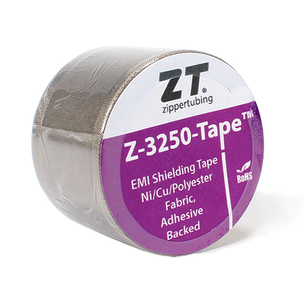 Z3250Tape™ is a conductive EMI Shielding Tape consisting