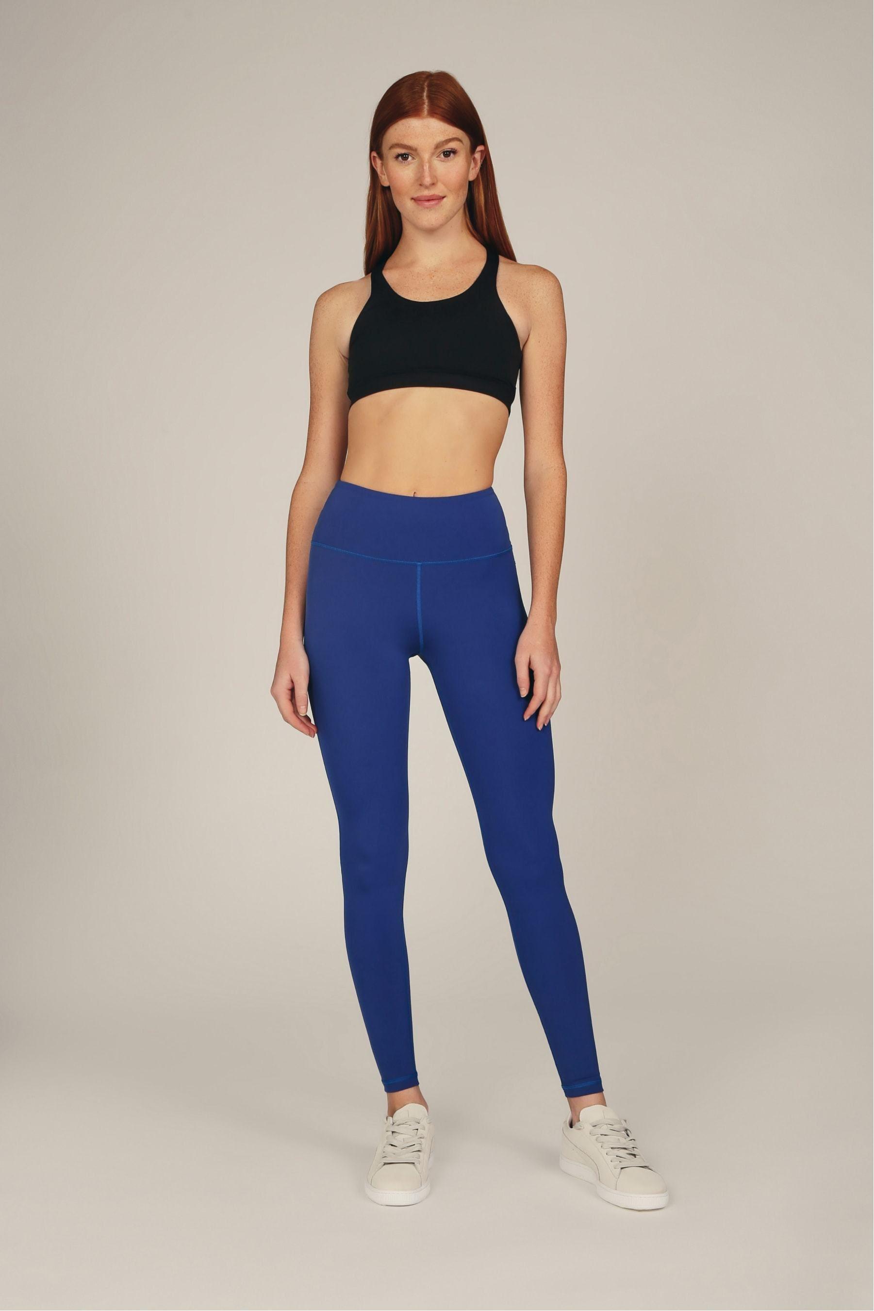 Photo of die klassische legging – blau / normal / l