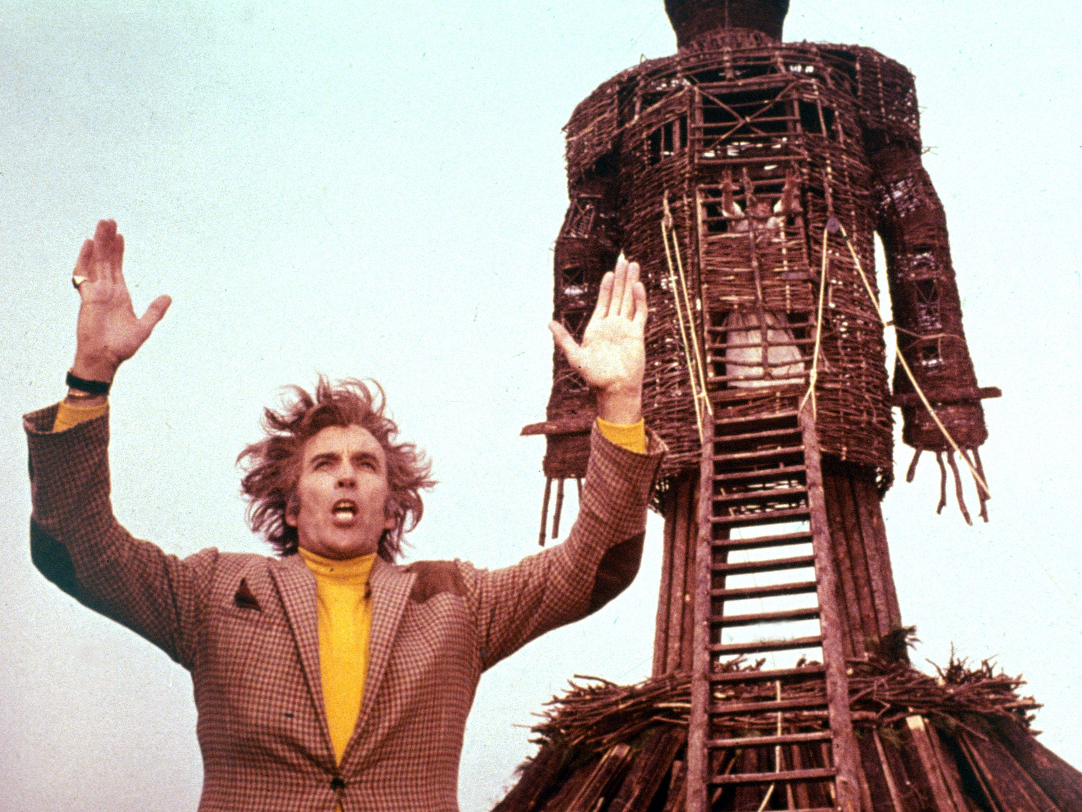 The Wicker Man (1973) - Robin Hardy | Wicker man, Best horror movies, Classic horror