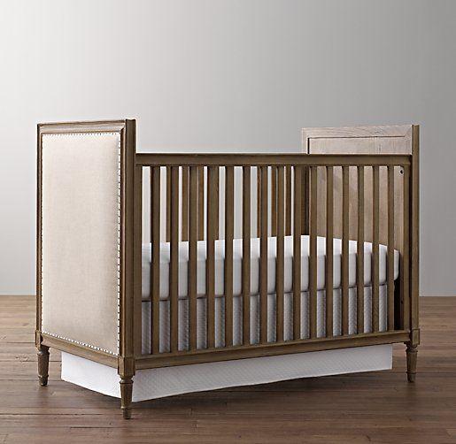 Marcelle Crib RH BABY CHILD (in Houston gallery) | А | Pinterest