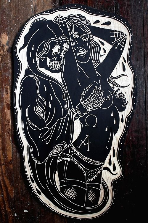 Reaper and Lady. 2013
