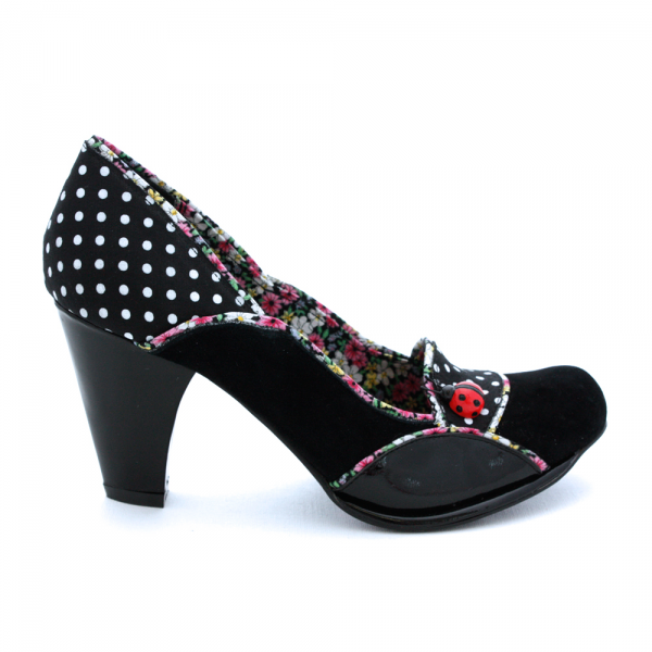 7bf17c29408 Ladybug shoes how cool!! | My Style | Irregular choice shoes, Shoes ...