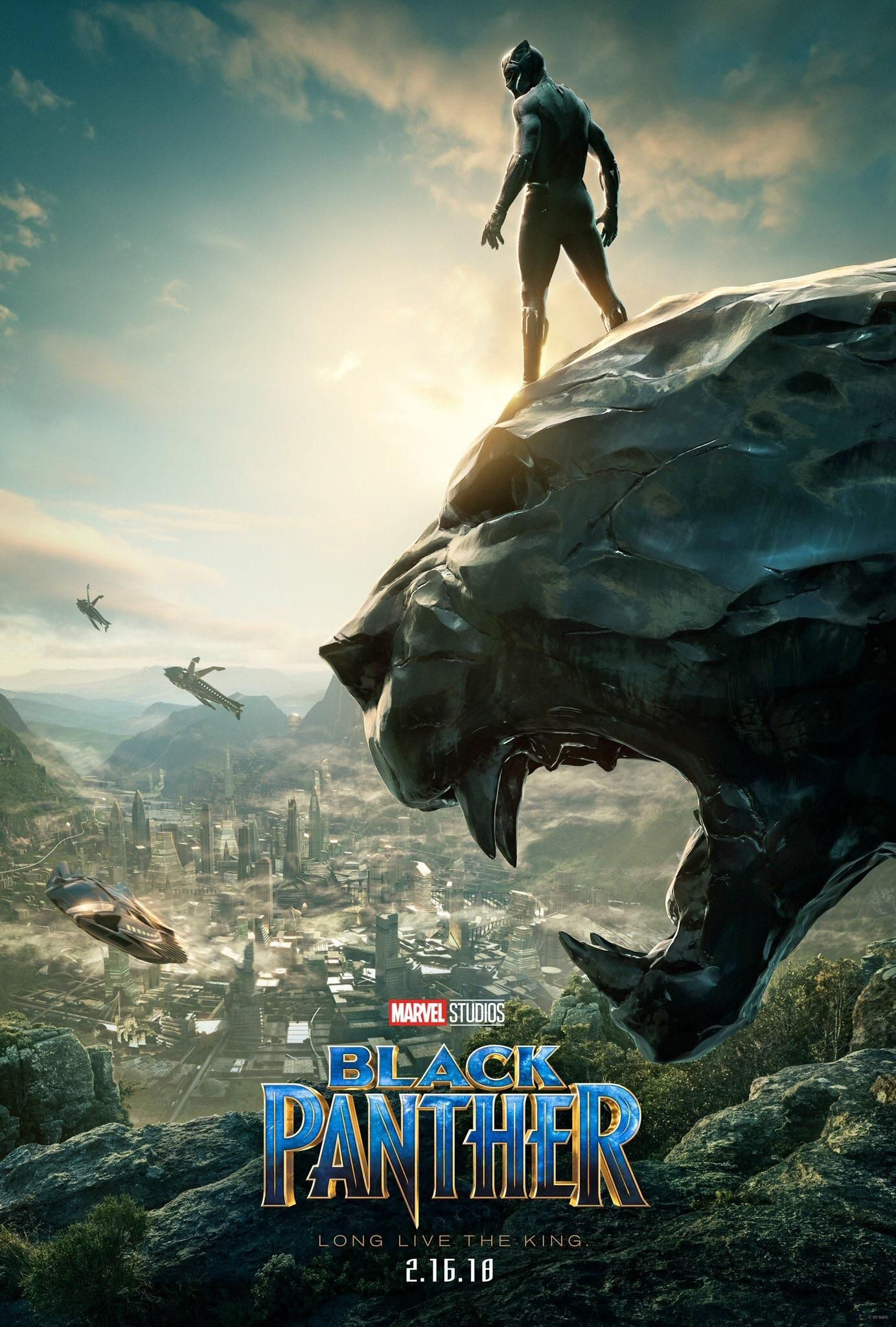 Image of Black Panther (2018) Subtitle Indonesia mp4