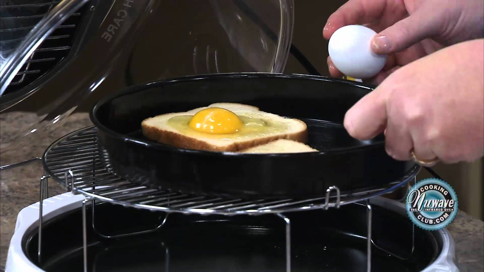 Ovensi Videos Porno how to prepare nest egg with manchego using the nuwave oven