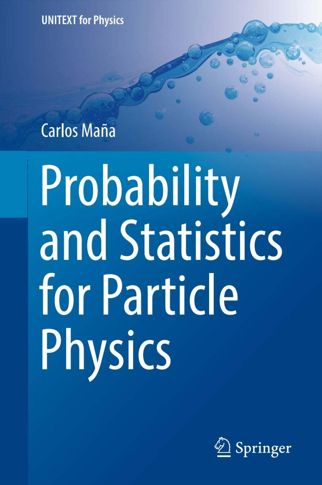 Probability And Statistics For Particle Physics Ebook Physics