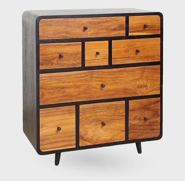 kommode. Black Bedroom Furniture Sets. Home Design Ideas
