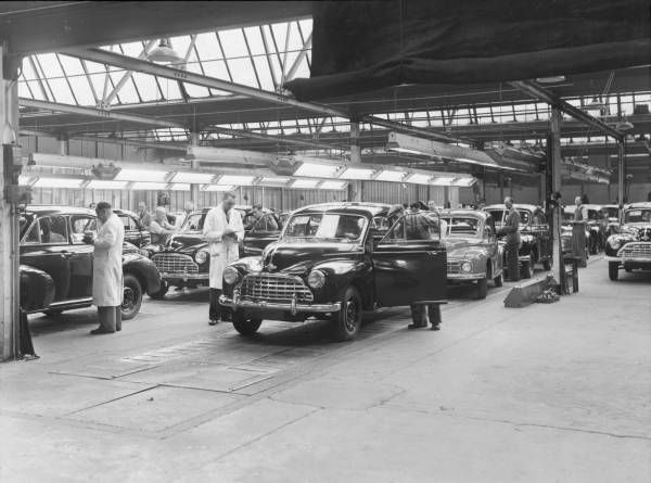 A CENTURY OF CAR-MAKING IN OXFORD