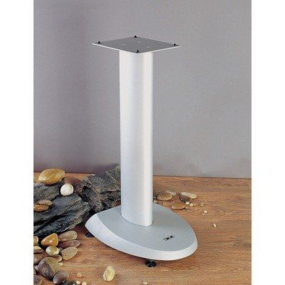 """Brand New Free Ship ! VTI UF Series Pair Speaker Stands 29/"""" Silver"""
