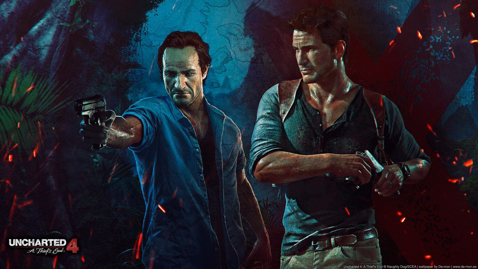 Backgrounds In High Quality Uncharted 4 A Thiefs End Wallpaper