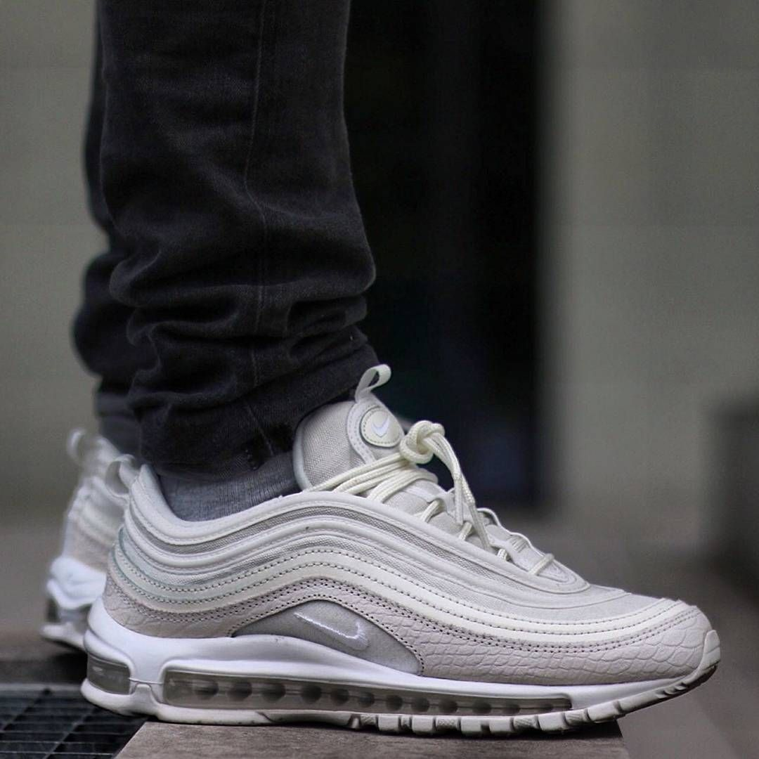 Air Max 97 Summit White Outfit Ideen Outfit