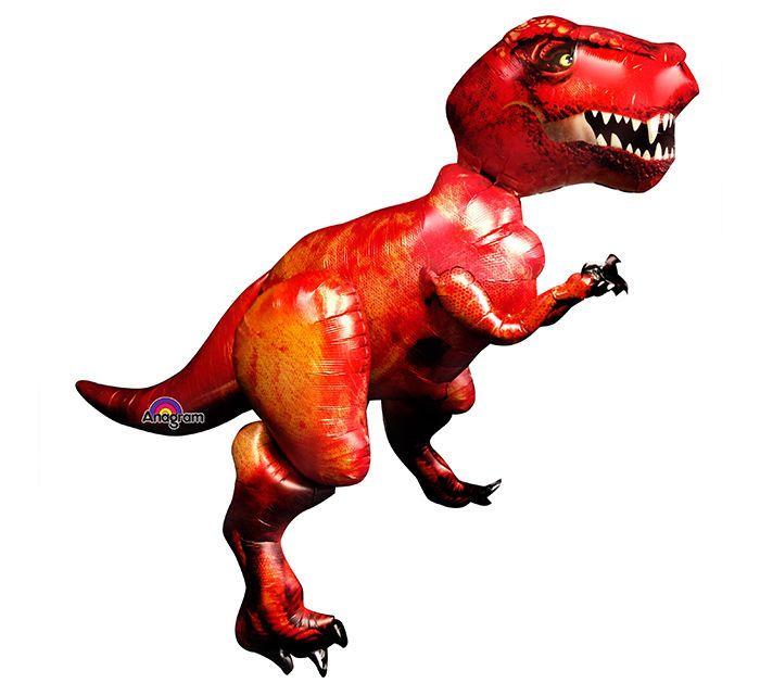 """Tyrannosaurus Rex T-Rex T Rex Dinosaure 33/"""" Ballons Foil Balloon Décoration"""