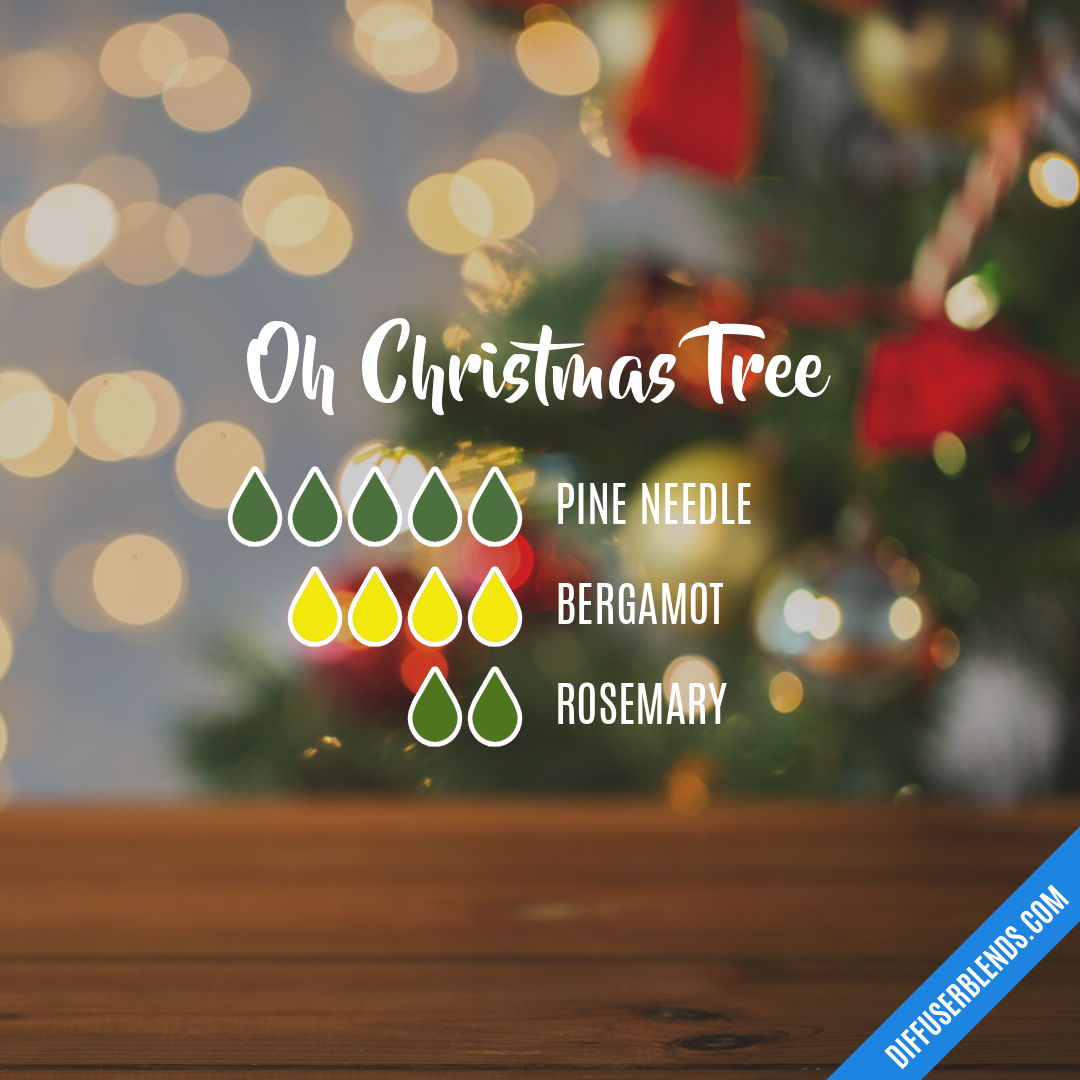Oh Christmas Tree Essential Oil Diffuser Blend Essential Oil Diffuser Recipes Essential Oil Christmas Blend Essential Oils Christmas