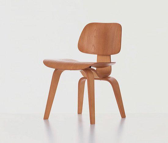 Potato Chip Chair Eames Chair Wooden Chair Eames