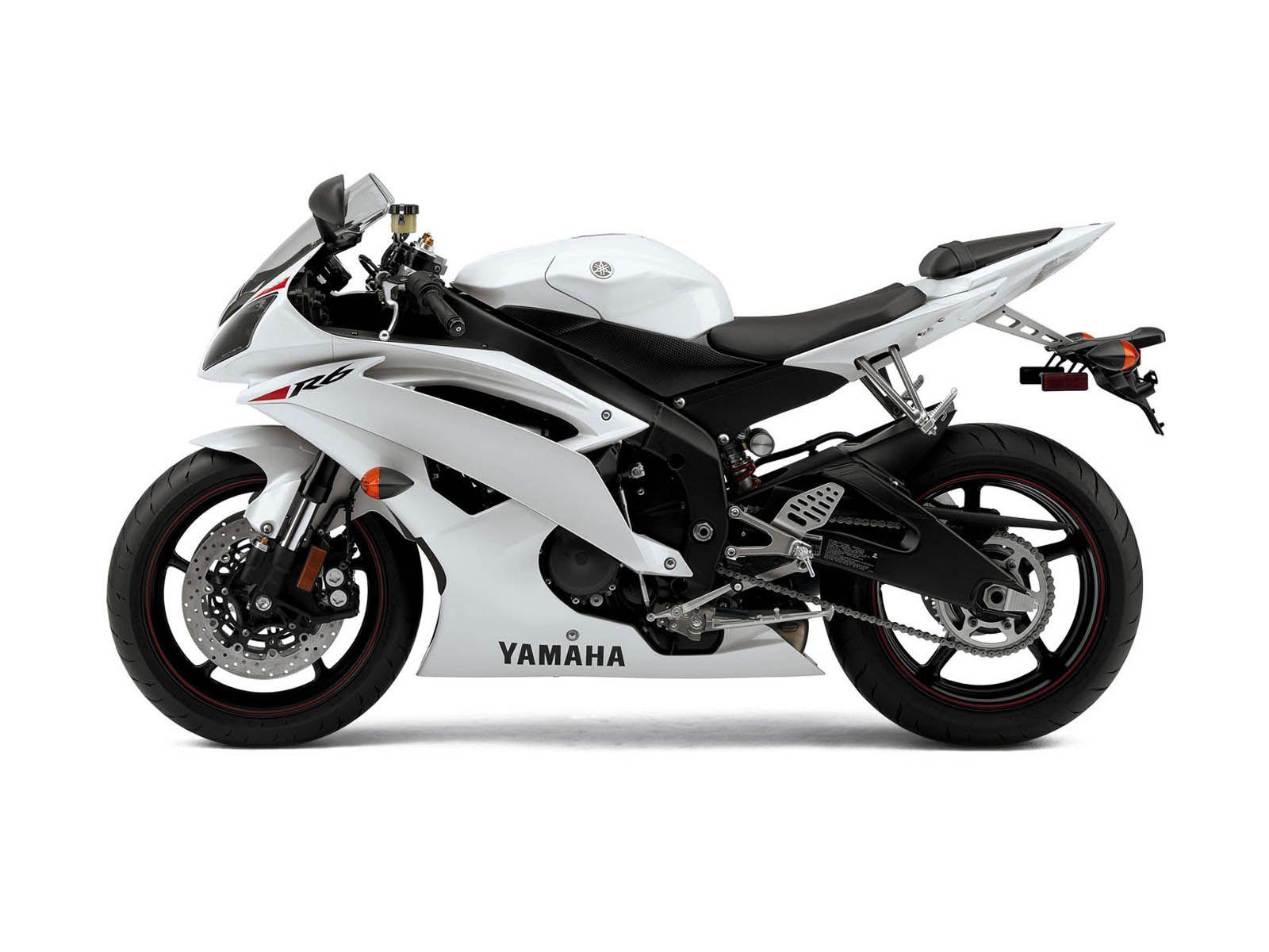 Elegant YamahaR YZF Motorcycles Wallpaper X