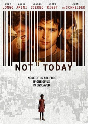 Share us with your friends and receive a 10% Off promo code good on your next DVD purchase. Not Today - DVD #christiancinema