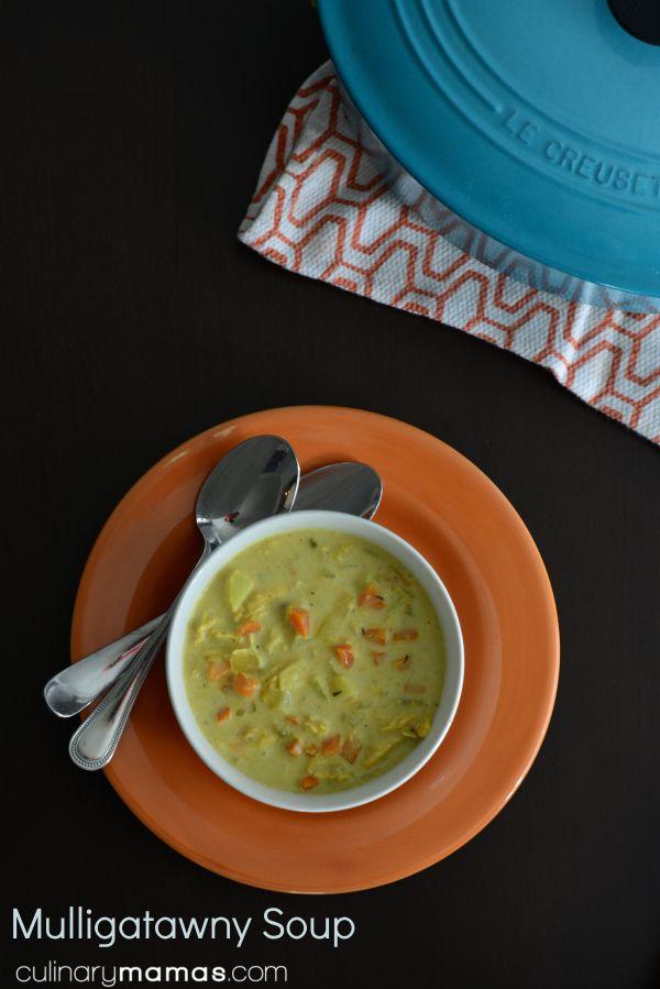 Mulligatawny Soup #mulligatawnysoup