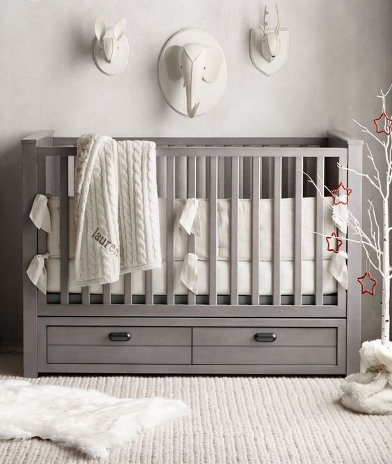 Pin de Baby Needs List en Cribs | Pinterest