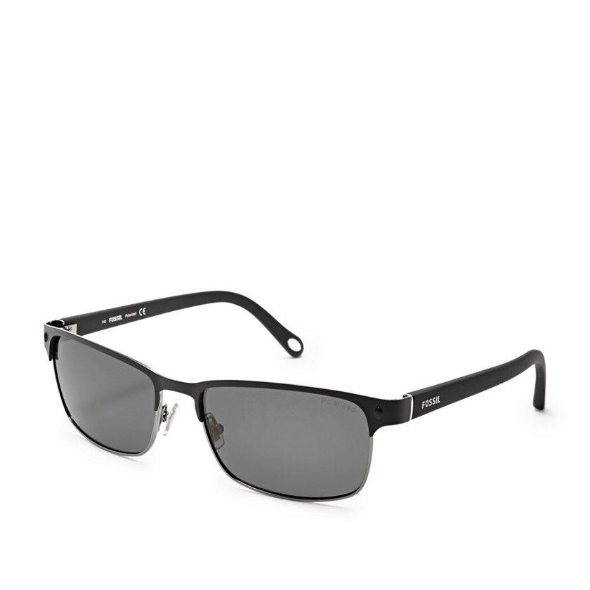 Neuta Polarized Wrap Sunglasses - $70.00