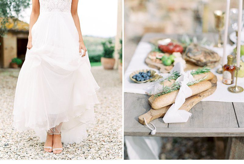 Tuscany Elopement In Olive Groves Dress Hairstyles Flower Girl