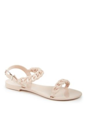 d394858bf806 GIVENCHY Nea Jelly Flat Sandals.  givenchy  shoes  flats