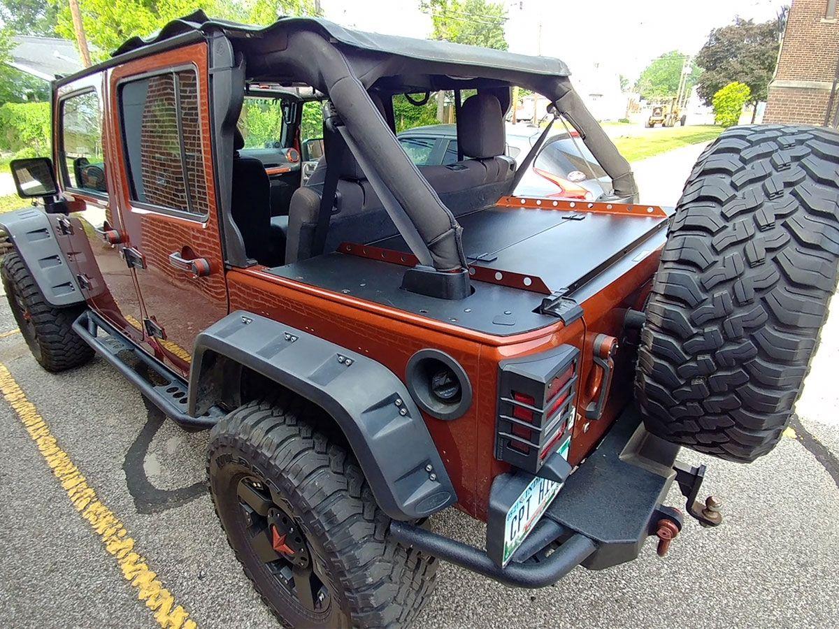 Diabolical Slipstream Wrangler Jk Jeep Jku Jeep Wrangler Jk Used Electric Cars