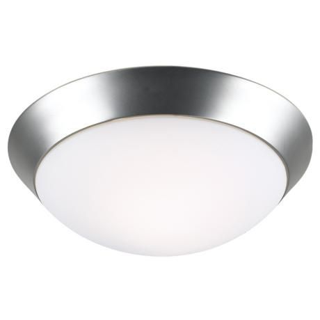 Facon CETL Listed 10 inch LED slim Ceiling Flush Mount Light 16W 4000K Dimmable