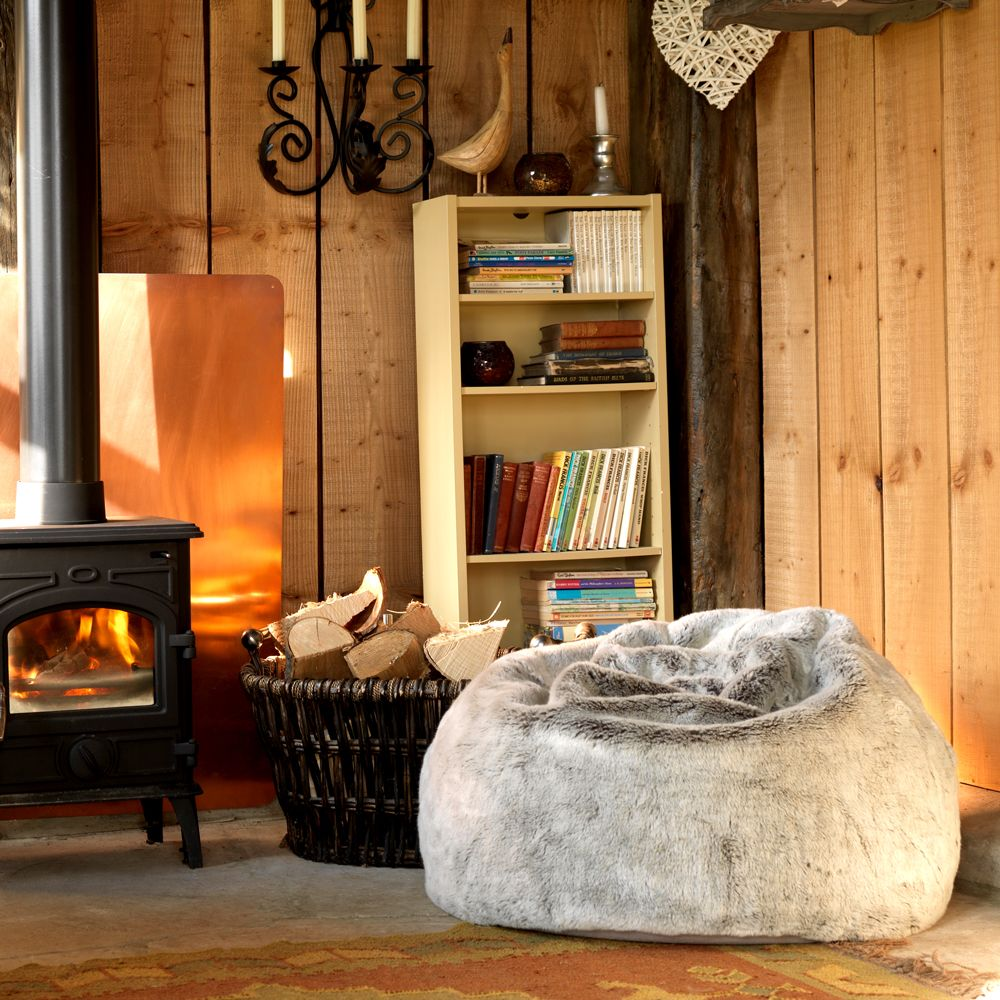 27 hygge inspired items for your home hygge hygge home - How to decorate living room with bean bags ...