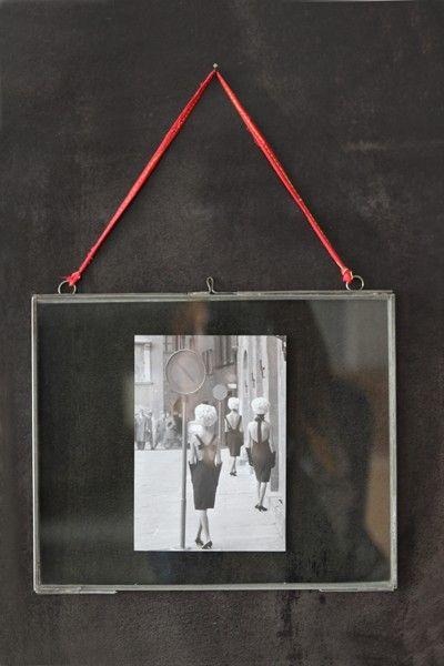 Zinc Glass Picture Frame 8 X 10 Landscape Picture Frames