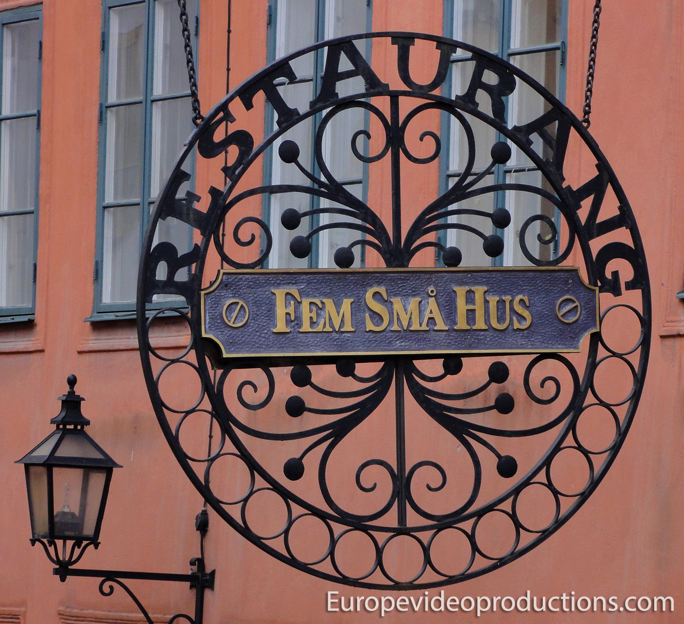 Gamla Stan en Estocolmo – el casco antiguo de capital sueca