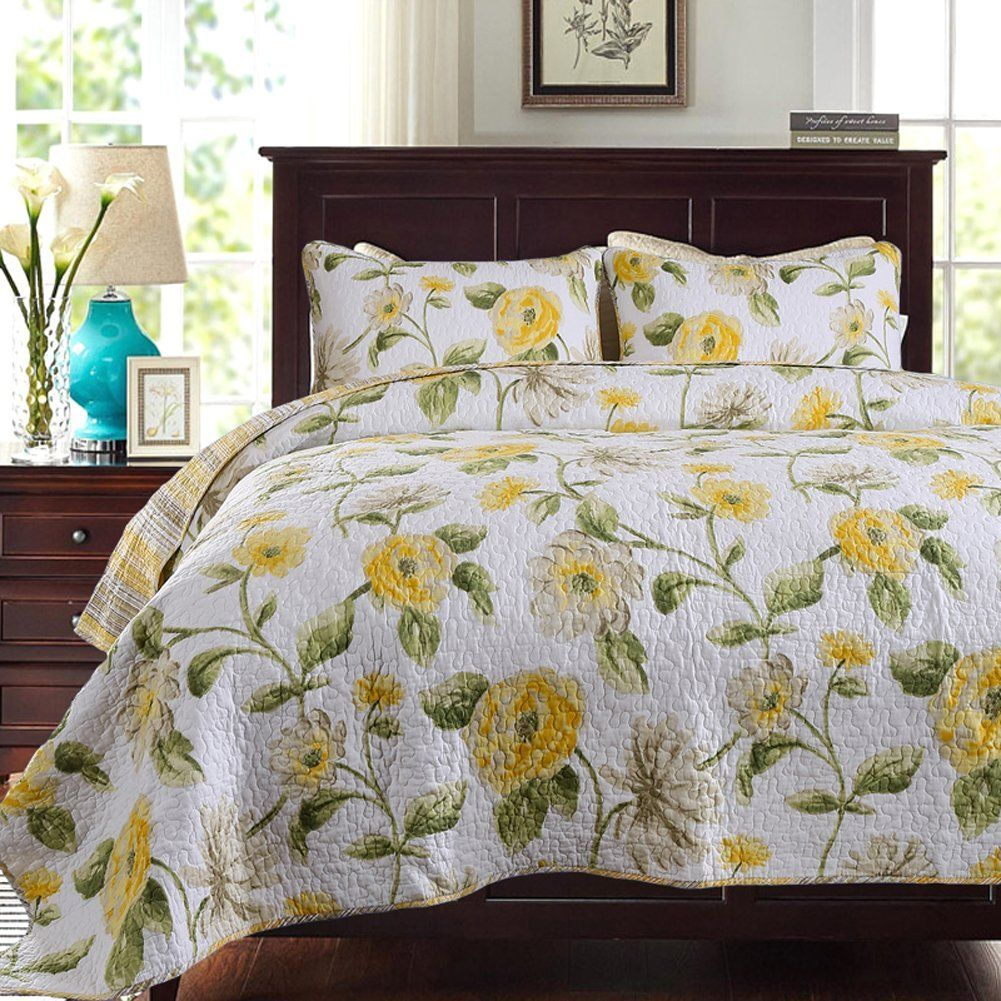 Pineview Quilted Bedspread | American