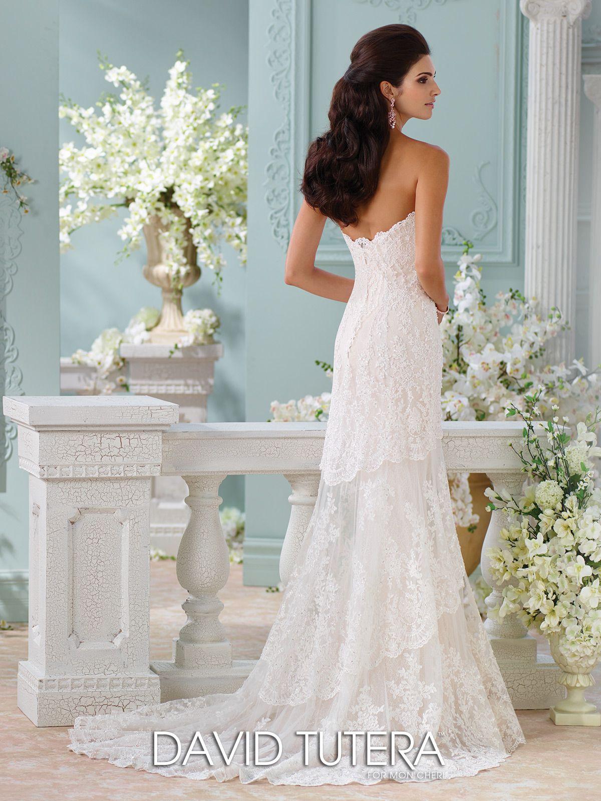 Unique Wedding Dresses Fall 2018 - Martin Thornburg | Wedding dress ...