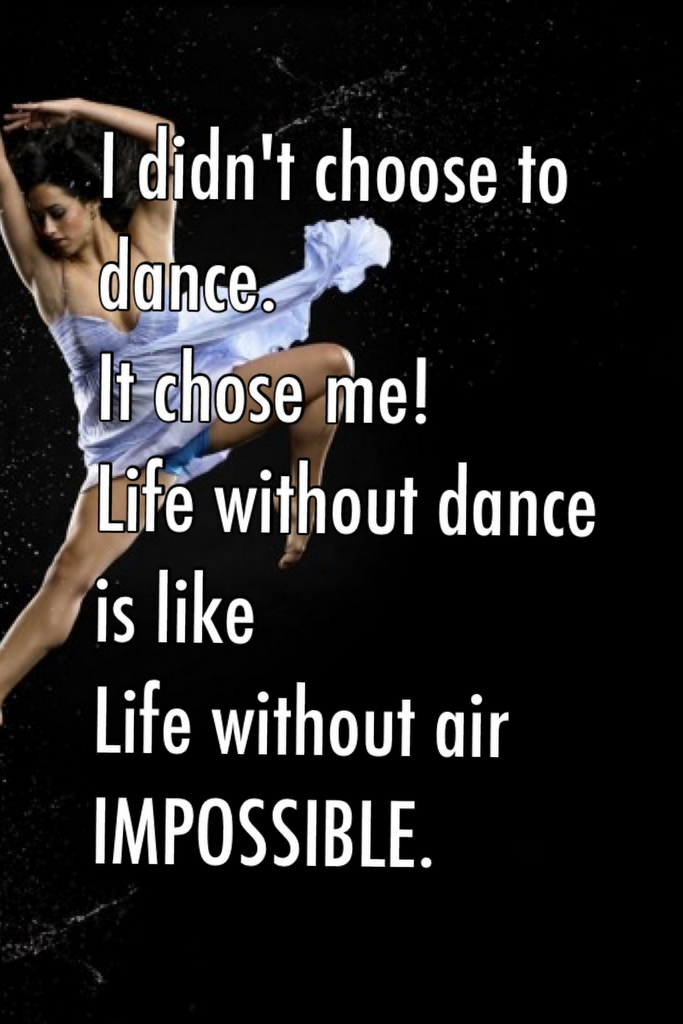 Inspirational dance quote #motivation #dancing http ...