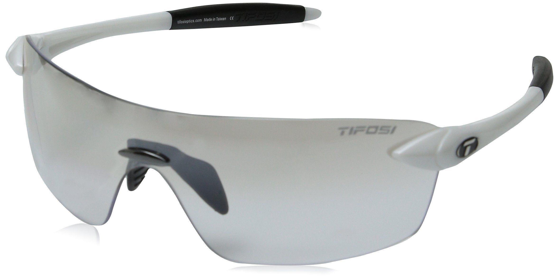 84775c8bf3 Tifosi 2016 Vogel 2.0 Sunglasses Pearl White Smoke Gradient NEW. Frame  type  frameless.