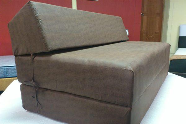 Como hacer un sofa cama individual plegable for Sofa cama individual