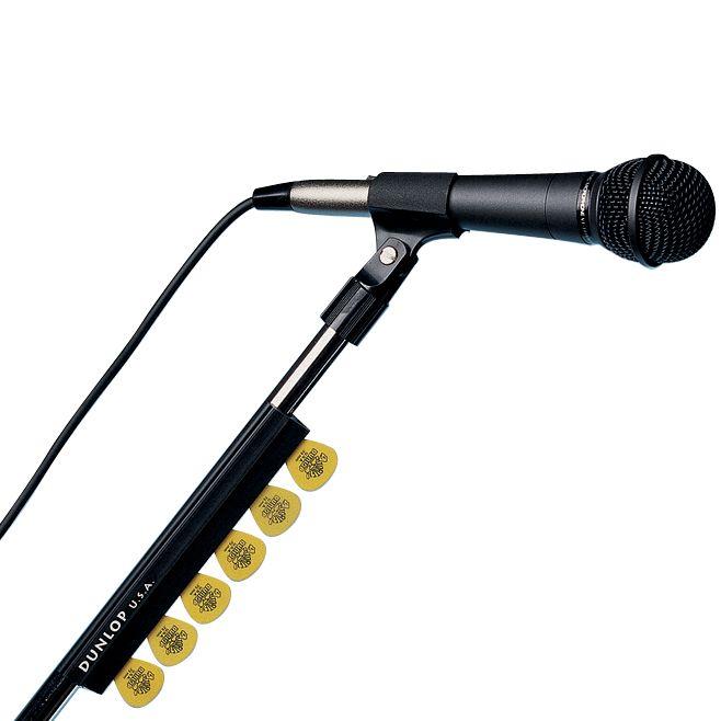 Dunlop Mic Stand Pick Holder 7 Order Now Http Bit Ly 2wic00r Utm Content Buffer0b62f Utm Medium Social Pick Holder Guitar Pick Holders Microphone Stands