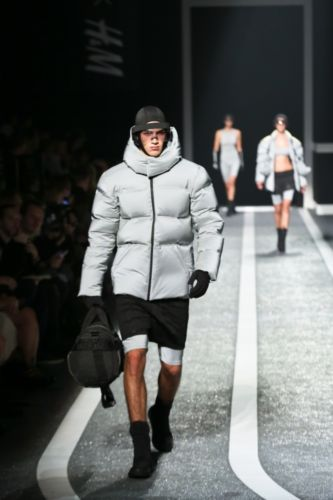 abc6dff14 ALEXANDER-WANG-x-H-M-Mens-Down-Puffer-Jacket-S | Silver Coats ++ ...