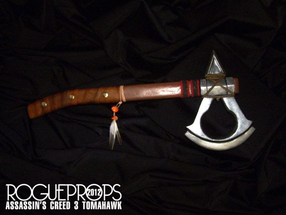 Assassins Creed Connor Tomahawk Axe Outdoor Camping Hunting ... | 428x570