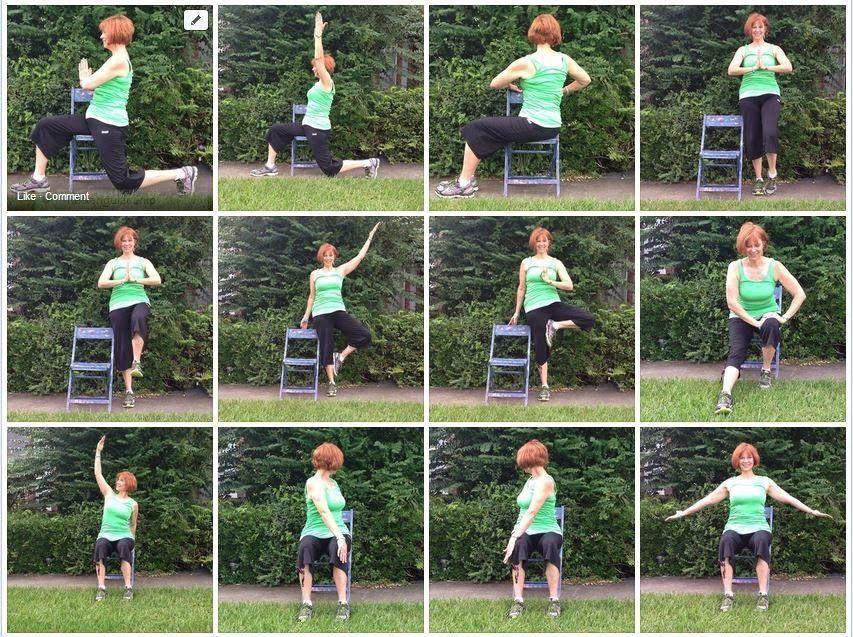 yoga posturesforyoga Yoga for seniors, Chair yoga