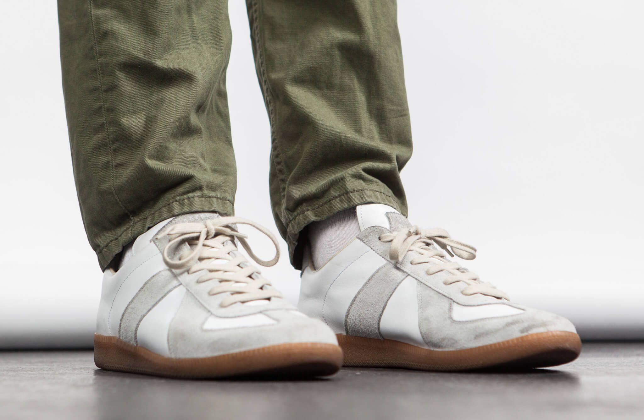 Adidas BW Army Shoe Initial Impression : malefashionadvice GAT
