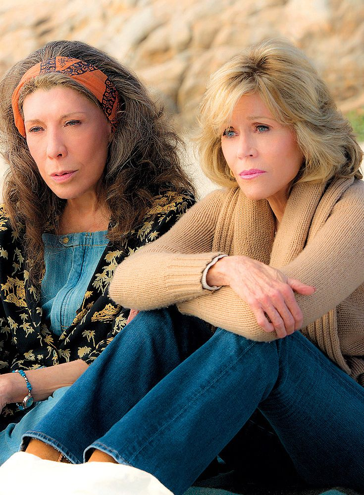 25 times grace and frankie was seriously relatable