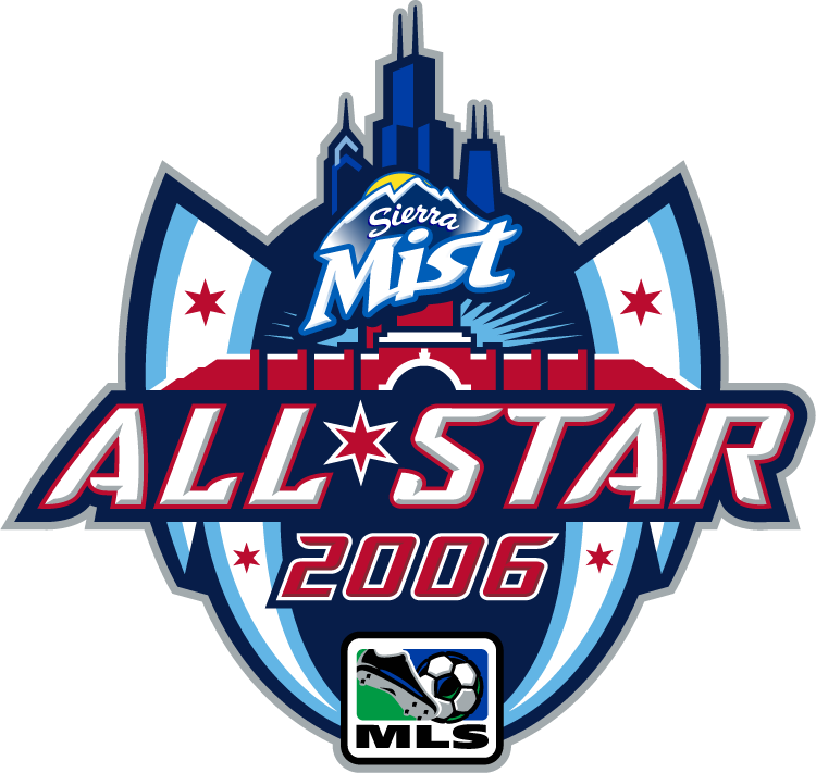 Mls All Star Game All Star Soccer Logo Logo All Star
