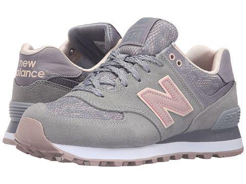 Zapatos antideslizantes Recuerdo Adulto  New Balance Classics WL574 - Nouveau Lace | New balance classics, New  balance, Woven shoes